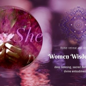 Rituals of Intent: A guide for 12 New Moons Home Retreat and She-Wisdom Circle 2021